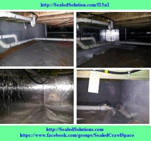Sealed Crawl Space Encapsulation 6.13.13 1