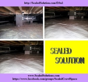 Sealed Crawl Space 6.11.13 A Tuesday