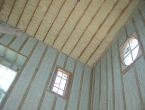 Spray Foam, Spray Foam Raleigh, attic insulation, spray foam attic, spray foam attic Raleigh, attic foam