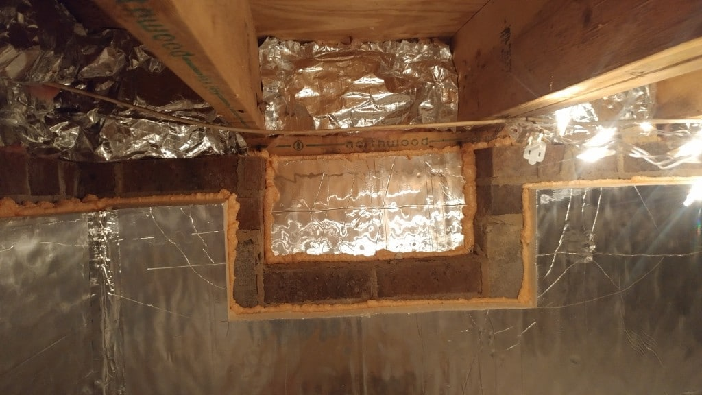 crawl space solutions, sill plate insulation, insulating sill plate, insulated sill plate, insulation sill plate
